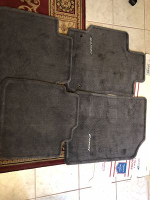 2011 Toyota Camry floor mats originales for Sale in Silver Spring, MD