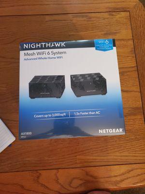 NightHawk Mesh WiFi System for Sale in Reynoldsburg, OH