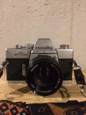 Minolta vintage camera for Sale in De Soto, MO