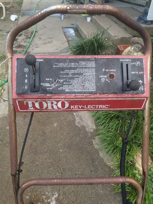 Lawn mower commercial Toro for Sale in Fort Worth, TX
