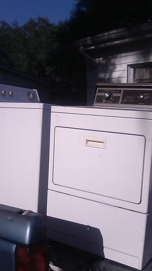 Washer and dryer for Sale in Bartow, FL