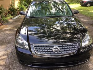 2006 NISSAN ALTIMA for Sale in Tampa, FL