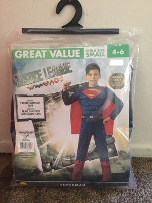 Child's Superman Costume for Sale in Los Angeles, CA