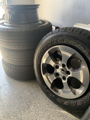 Tires for Jeep Wrangler for Sale in Ontario, CA
