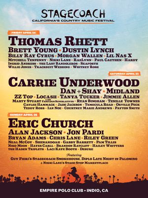 Stagecoach 3 Day General Admission AND Shuttle Pass for Sale in Seattle, WA