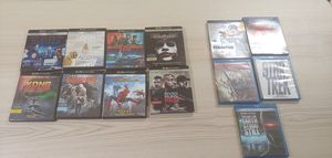 4k and Blu Ray movies for Sale in Washington, DC