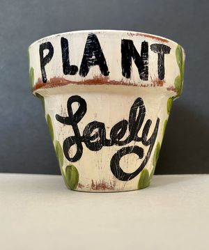 """2"""" painted flower pots sold Separately for Sale in Cuyahoga Falls, OH"""