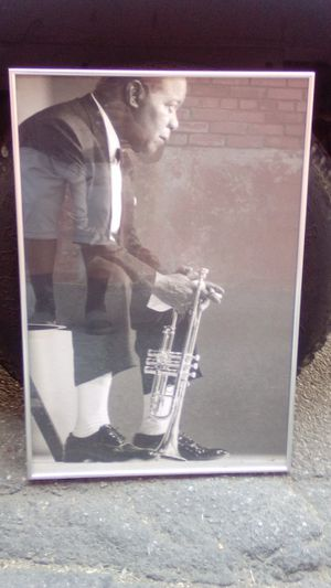 2x2 James Earl Jones framed photo for Sale in Los Angeles, CA