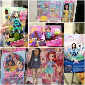 Various Disney Princesses for Sale in Spring, TX