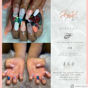 Nail Special!!! for Sale in Brandon, FL