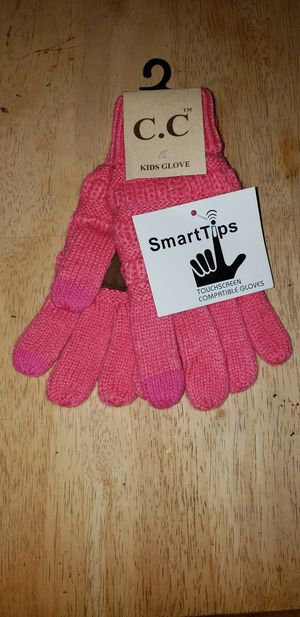 CC Kids Pink Gloves for Sale in Rockland, MA