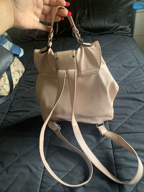 Nine West pink backpack