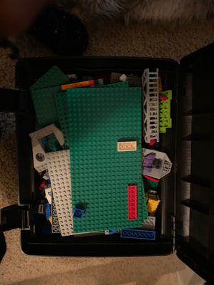 Box of Lego's for Sale in Charlotte, NC