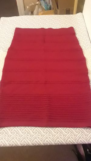 Arden B womens Red pencil skirt size small for Sale in MIDDLE CITY WEST, PA