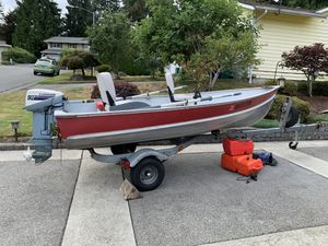 Lund boat for sale for Sale in Redmond, WA