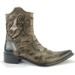 Aldo | Western Style Brown Embroidered Ankle Boots- SZ 11 for Sale in Las Vegas, NV