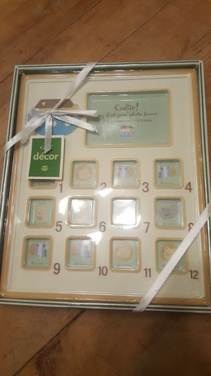 Baby photo frame for Sale in Chandler, AZ