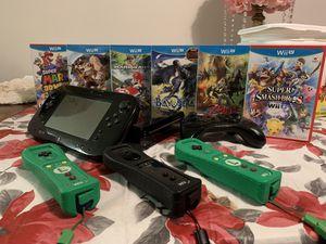Nintendo Wii U 32GB Bundle for Sale in Takoma Park, MD