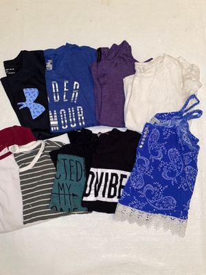Junior Girls size Medium tops for Sale in Gilbert, AZ