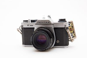 Pentax K1000 35mm SLR Film Camera + 50mm Lens! for Sale in Chula Vista, CA