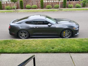 2017 Mustang EcoBoost Premium with upgrades! for Sale in Auburn, WA