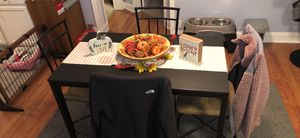 Kitchen Table with 4 Chairs for Sale in Ford City, PA