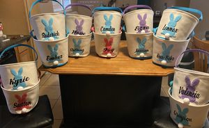 Personalized Easter Baskets for Sale in Moore, OK