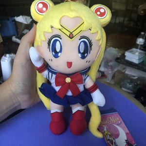 Authentic Sailor Moon Plush for Sale in Arcadia, CA