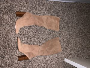 Kenneth Cole Suede high heel boots for Sale in Antioch, CA