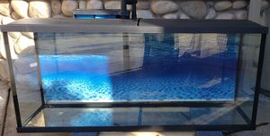 55 gal tank, stand, filter, accessories for Sale in Rocklin, CA