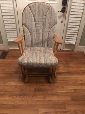 Glider Chair for Sale in Wake Forest, NC