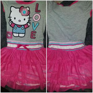 Hello Kitty 2t Dress for Sale in White, GA
