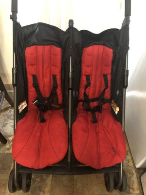 Zobo 2x Double Stroller for Sale in Springfield, MA