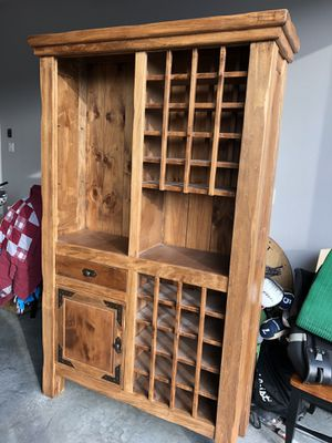 Back Bar- all wood for Sale in West Richland, WA