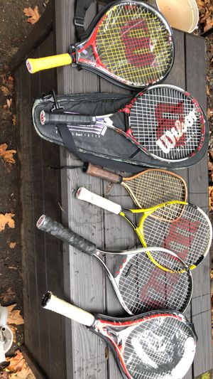 Tennis rackets for Sale in Belfair, WA