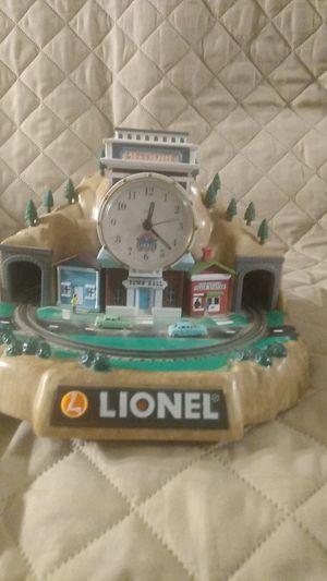Quartz Lionel train alarm clock for Sale in Lake Havasu City, AZ