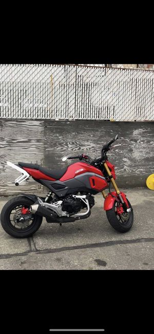 2018 Honda grom 125cc for Sale in Portland, OR
