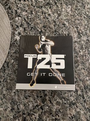 T25 Alpha + Beta DVD set for Sale in Gilroy, CA