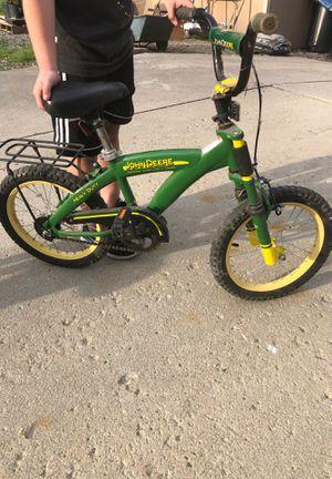 John Deere kids bike for Sale in Delaware, OH