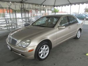 2002 Mercedes-Benz C-Class for Sale in Gardena, CA