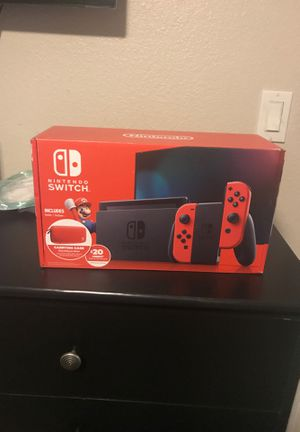 Nintendo Switch Mario & Bowser Edition for Sale in Norwalk, CA