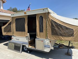 Flagstaff pop up trailer for Sale in Temecula, CA