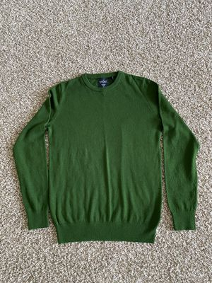 Crewneck green sweater Size S for Sale in Los Angeles, CA