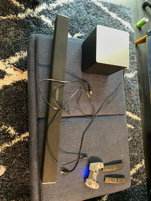 Vizio Sound Bar for Sale in Seattle, WA