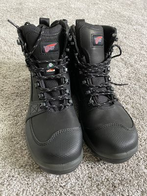 NWB RED WING 3532 Size 9 EE Safety Toe Waterproof Work Men's Boots RETAIL $240 for Sale in Tampa, FL