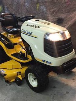 Cub Cadet GT1554 with 27hp Mower (Can Deliver) for Sale in Ridgefield,  WA