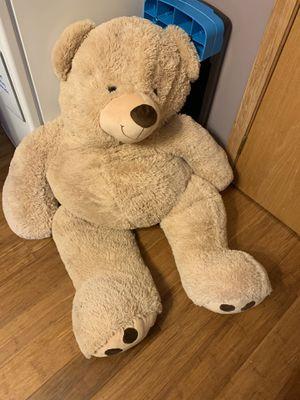 Giant teddy bear for Sale in Sunbury, OH