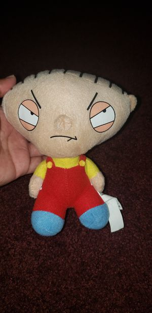 Small Stewie Plush for Sale in Whittier, CA