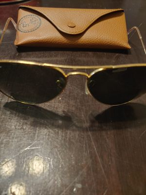 Ray bans sunglases 58014 for Sale in Elk Grove Village, IL