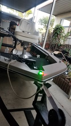 Selling my 1976 EBBTIDE Bass fishing boat for Sale in Hacienda Heights,  CA